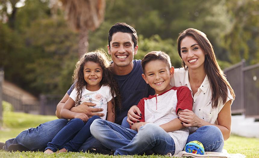 Transformación de la familia en el Altar