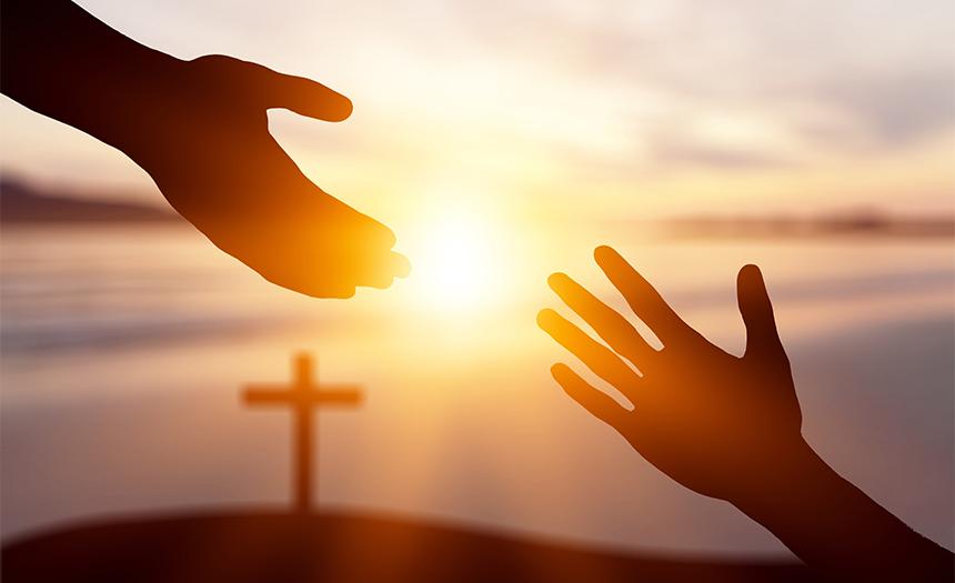 Ame a Jesús por quien es de verdad