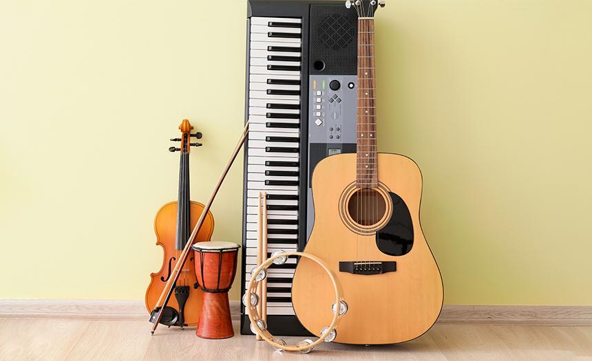 Aprender a tocar un instrumento potencia la habilidad cerebral