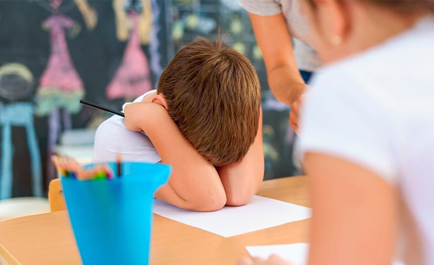 20 % de los niños podrían tener depresión, revela estudio