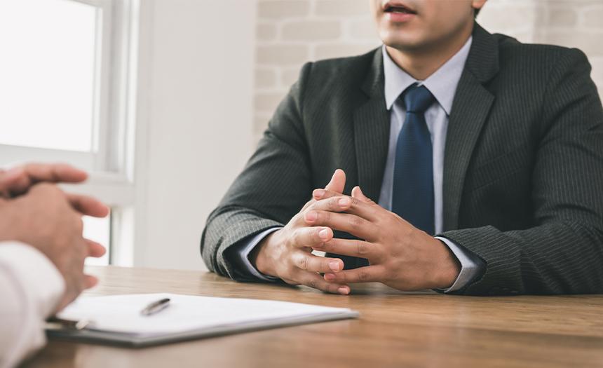 ¿Cómo responder en una entrevista de trabajo?