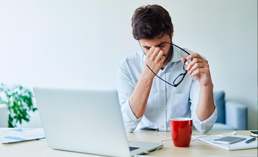 3 hábitos que te están agotando