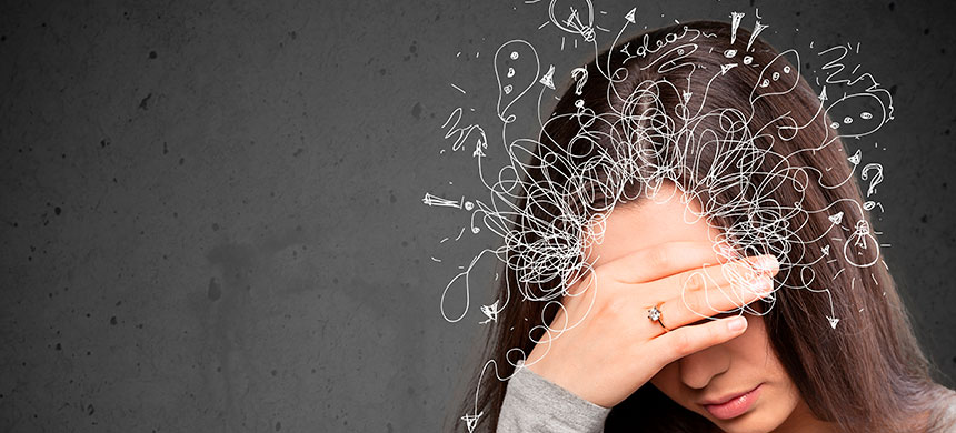Llevar una vida agitada es un síndrome que podría dañar tu cerebro
