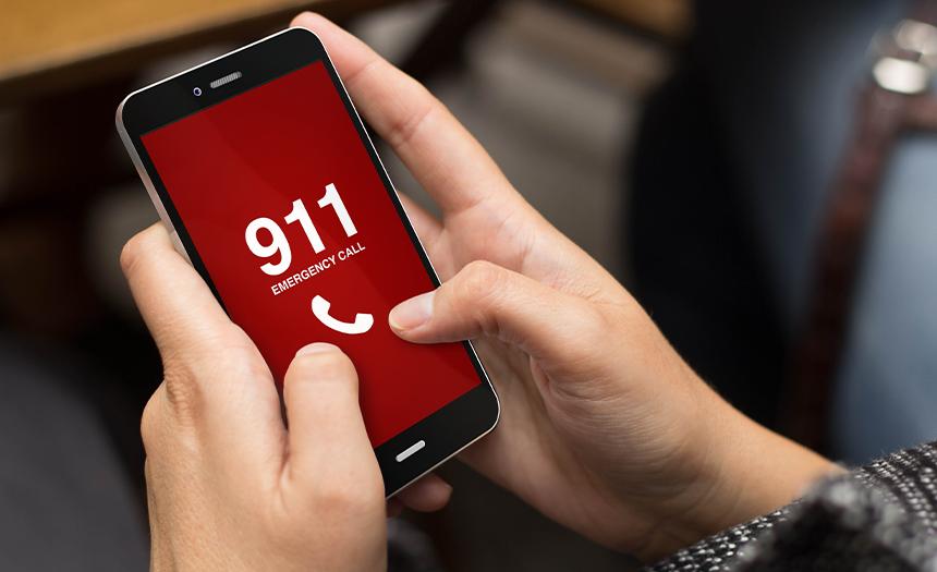 Preocupante el porcentaje de llamadas falsas al 911