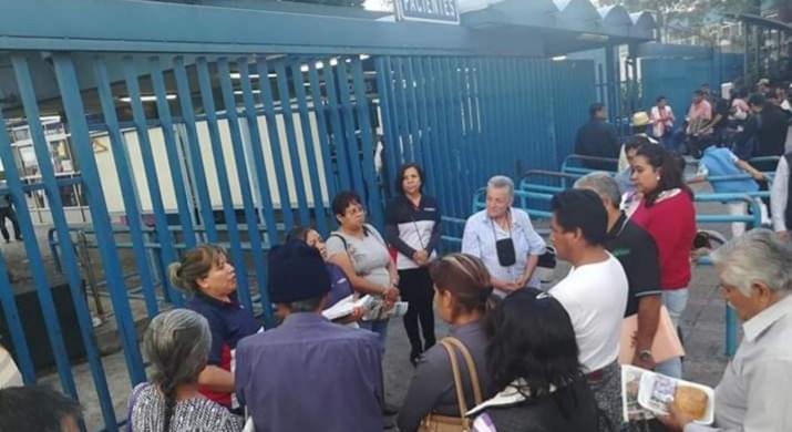 Evangelización Universal Tacubaya