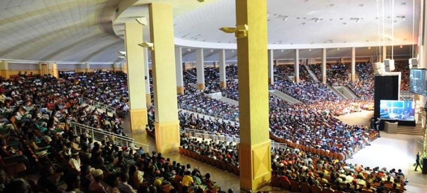 """Más de 30 mil personas ven la película """"Nada que perder 2"""" en Soweto, Sudáfrica"""