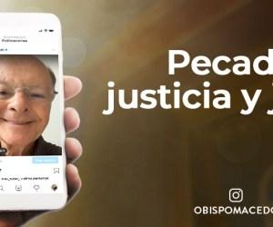 Pecado. justicia