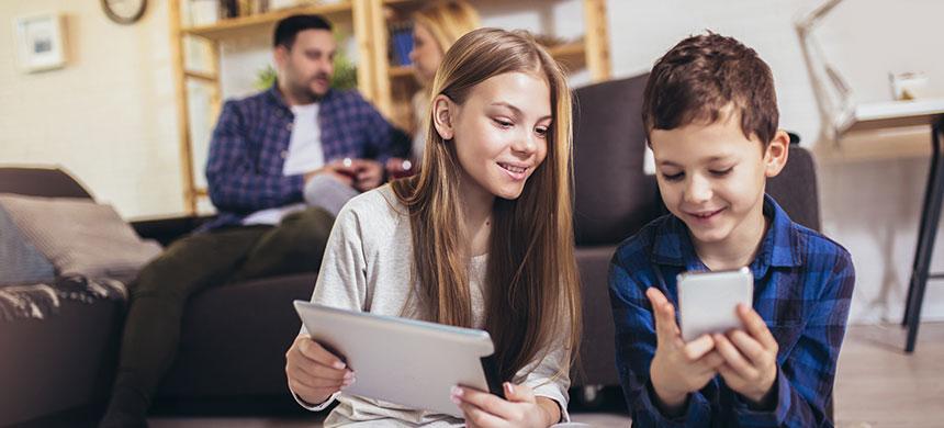 Cuidado, los niños son víctimas de los desafíos en internet