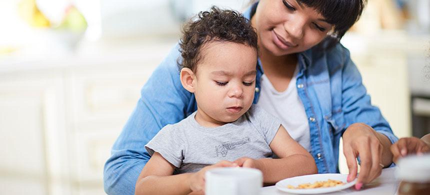 ¿A usted le preocupa la salud de su hijo?