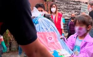 UniSocial lleva sonrisas a niños de escasos recursos