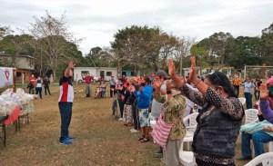 Comunidad de Tampico vive precariamente