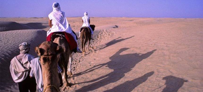 Costumbres de la Biblia: los viajes por tierra