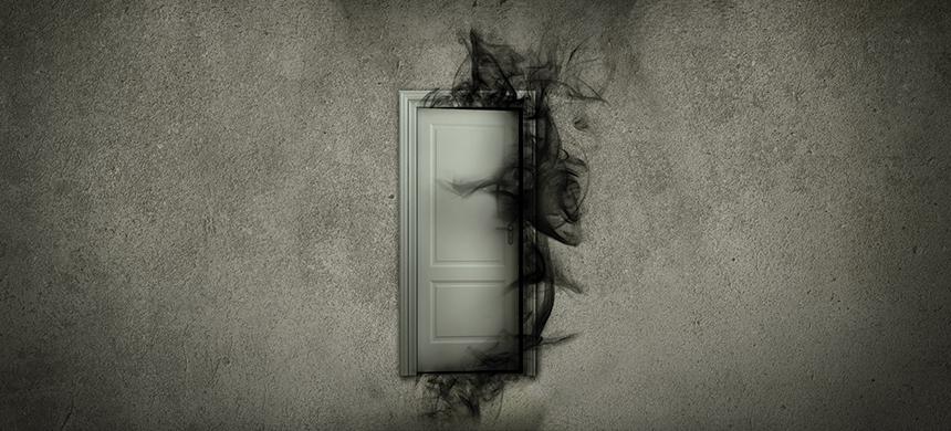 Atención: ciérrale la puerta de entrada al diablo