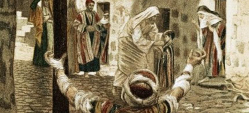 Costumbres de la Biblia: la medicina