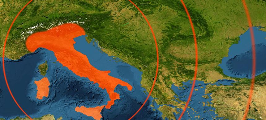Coronavirus: ¿cómo está la situación en Italia?
