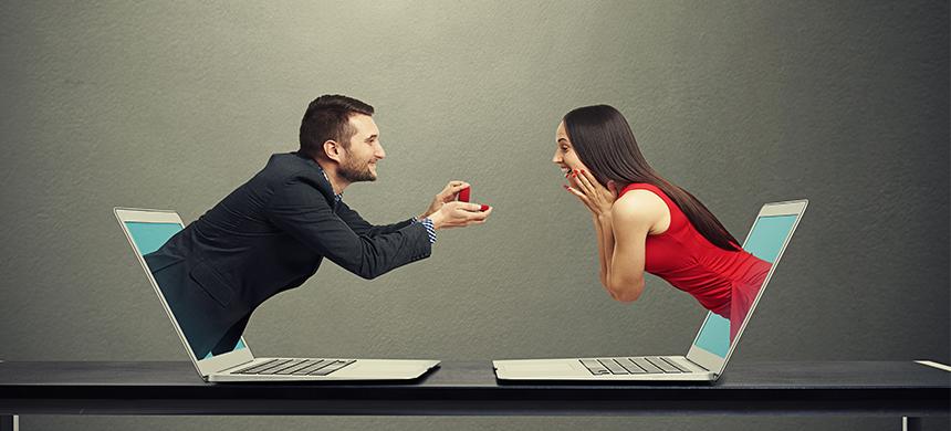 Romance moderno: cuidado con la facilidad de las aplicaciones