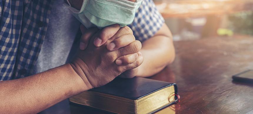 La fe durante la pandemia: investigaciones señalan que las personas recurrieron a Dios