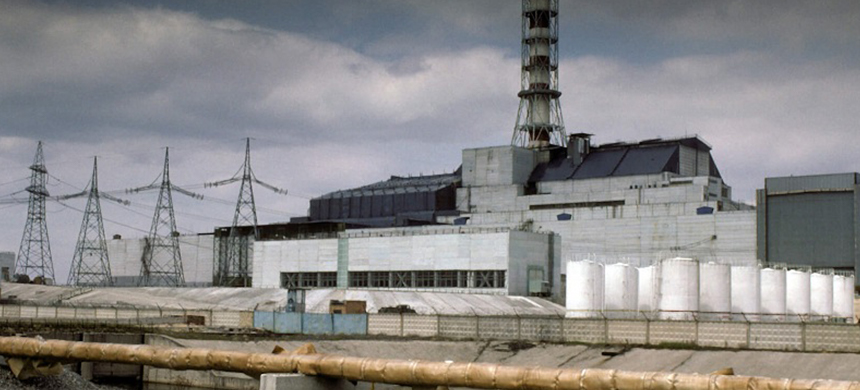 Incendio cerca de Chernobyl aumenta la radiación de la región