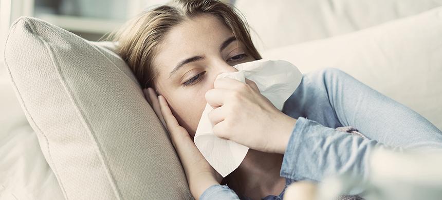 Gripe o coronavirus, ¿cómo diferenciarlos?