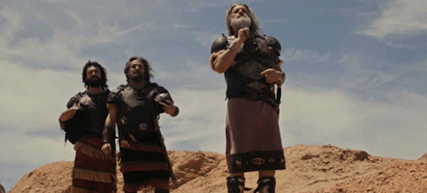 Costumbres de la Biblia: los amalecitas