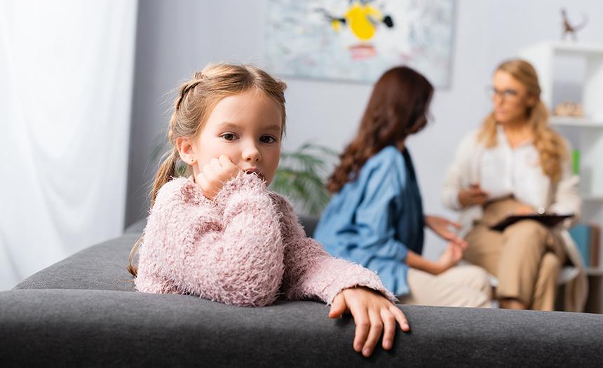 Madres depresivas, hijos con trastornos