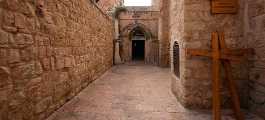 Lugares de la Biblia: La Vía Dolorosa