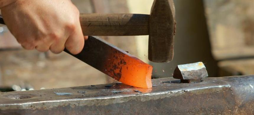 Costumbres de la Biblia: El hierro en las Escrituras