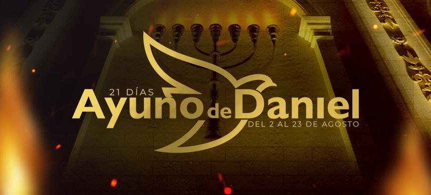Ayuno de Daniel: participe, será del 2 al 23 de agosto