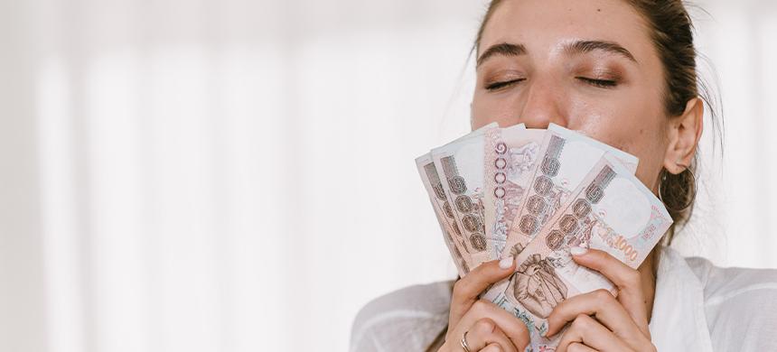 Amor al dinero: cuanto más tienes, menos puedes ser