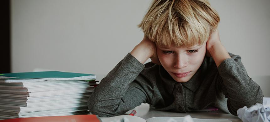 Adolescentes y niños presentan síntomas de ansiedad o depresión en la pandemia