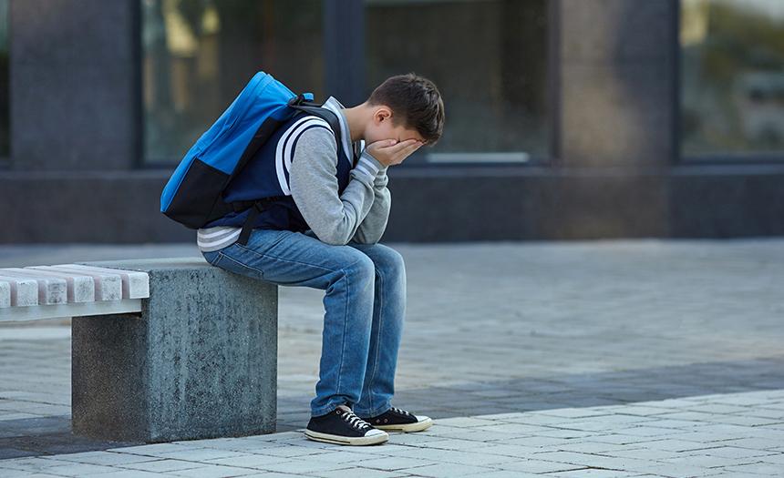 La depresión en adolescentes y niños causa muertes tempranas