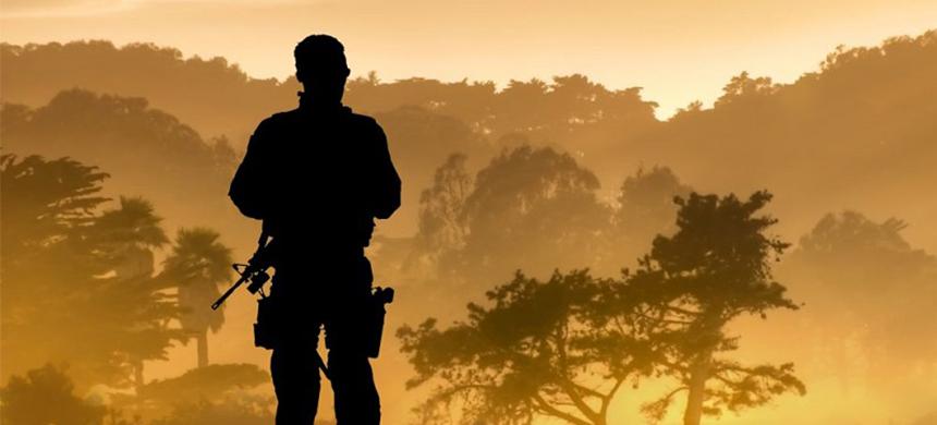 Una guerra, sin un solo disparo