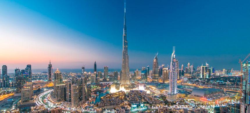 La Universal en los Emiratos Árabes