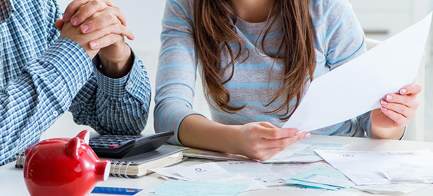 Supera las deudas con tu familia