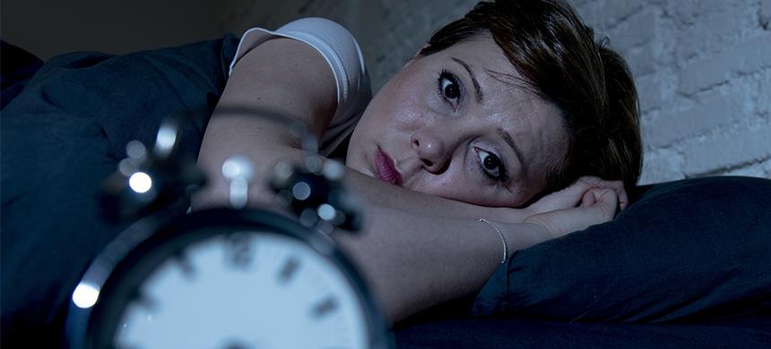 ¿Las preocupaciones te quitan el sueño?
