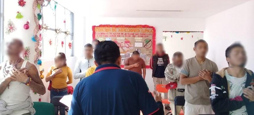 En el último mes de 2019, el UEC visitó cerca de 27 reclusorios