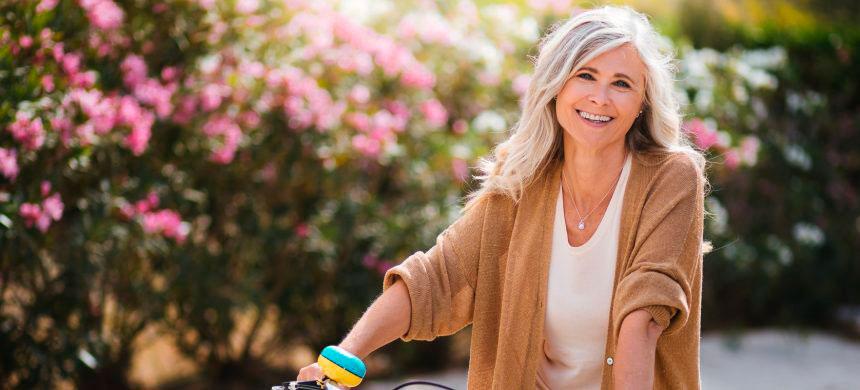 Mujer: ¿usted sabe cuál es el secreto para envejecer bien?