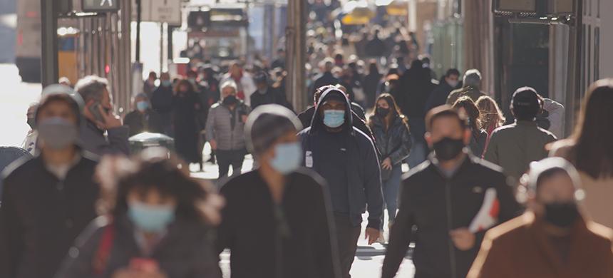 Especialistas estiman exageraciones en el comportamiento después de la pandemia