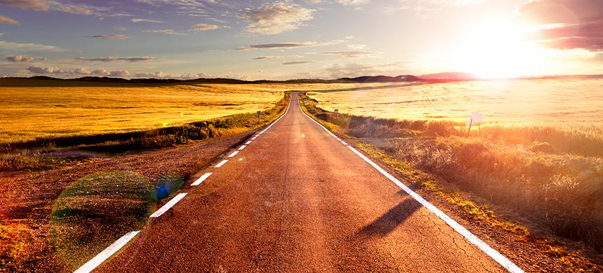 Camino del bien