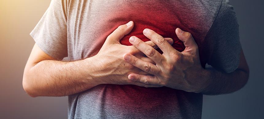 Mueren más hombres que mujeres por enfermedades cardiacas