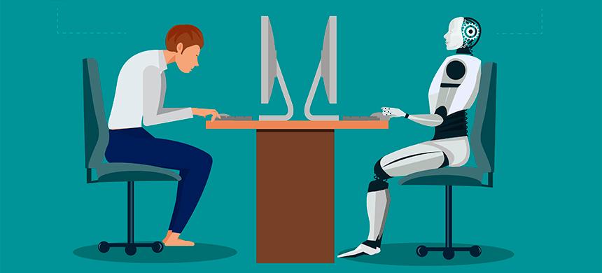 85 millones de empleados pueden ser sustituidos por robots