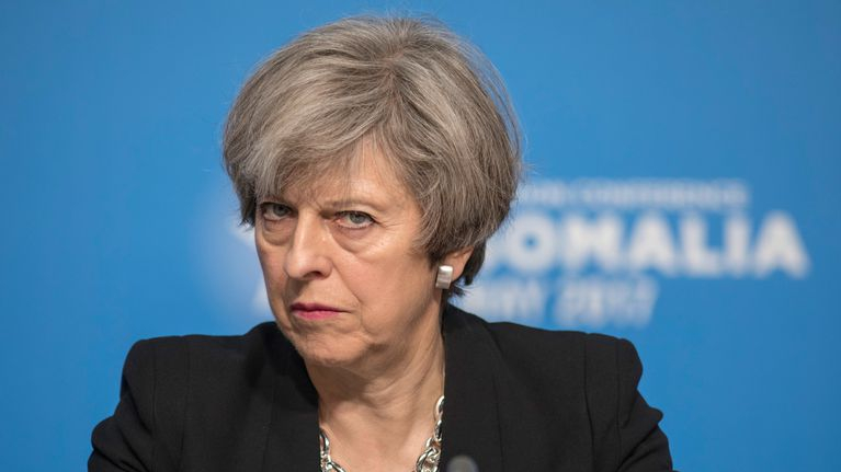 Weak Theresa May now attempting to start MPs Summer recess early to avoid leadership challenge