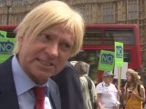 Michael Fabricant MP angry