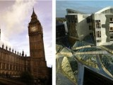 Westminster and Holyrood