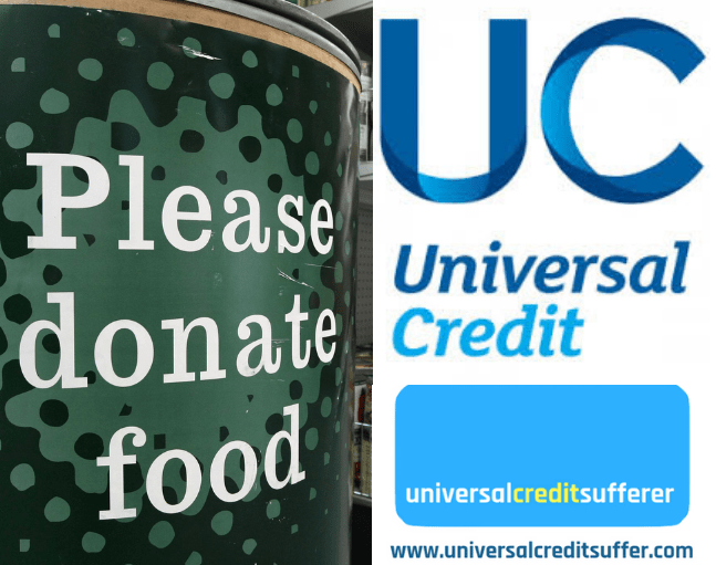 The poem that sums up Foodbanks and Universal Credit in a nutshell