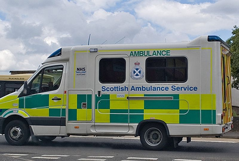 Separate incidents leave women lying on street for hours waiting for an Ambulance in Edinburgh