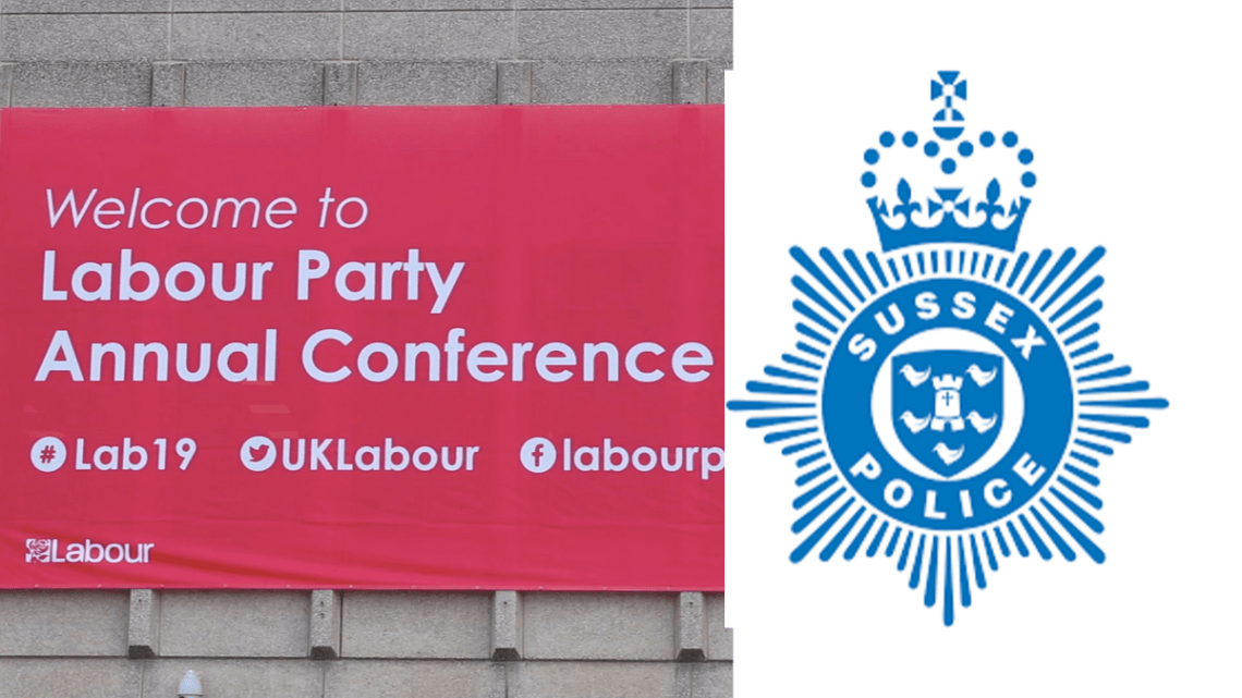 Police Brand Me Threat To Labour Conference AND National Security Without Proof
