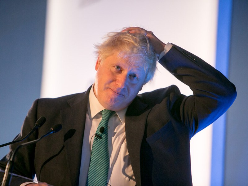 "Boris Johnson Described Muslims part of a ""Multicultural Apartheid"""