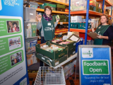 Inside Hammersmith and Fulham Foodbank - Trussell Trust