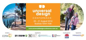UD Conference header